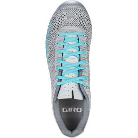 Giro Empire E70 Knit Shoes Dame grey/glacier
